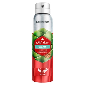 Old Spice Citron Desodorante Spray 150 ml