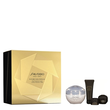 Shiseido Future Solution LX Total Protective Cream Estuche 50 ml + 3 Productos