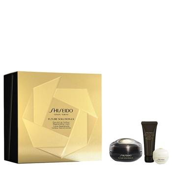 Shiseido Future Solution LX Eye & Lip Cream Estuche 17 ml + 2 Productos