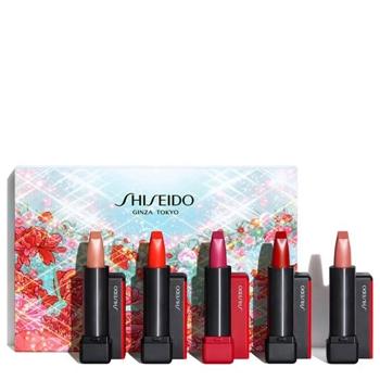 Shiseido ModernMatte Powder Lipstick Estuche 5 Productos