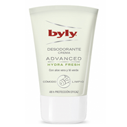 ADVANCED HYDRA FRESH DESODORANTE CREMA de Byly