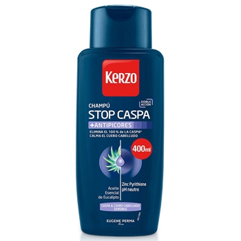 CHAMPÚ STOP CASPA + PICORES de Kerzo
