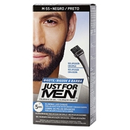 Bigote y Barba Negro de Just For Men