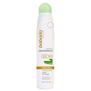 Desodorante Aloe Vera Original Spray de Babaria