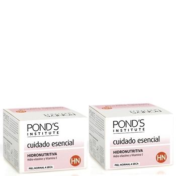 Pond's Cuidado Esencial Hidronutritiva 50 ml + 50 ml