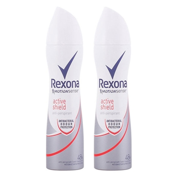 Rexona Active Shield Anti Bacterial Odour Protection 200 ml + 200 ml