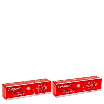 Colgate Max White One Dentífrico 75 ml + 75 ml