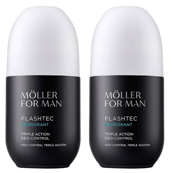 Anne Möller FLASHTEC Triple Action Deo-Control 75 ml + 75 ml