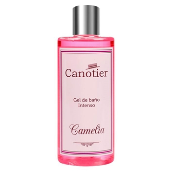 Canotier Gel de Baño Intenso Camelia 300 ml