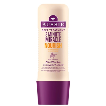 Aussie 3 MINUTE MIRACLE NOURISH 250 ml