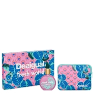FRESH WORLD Estuche de Desigual