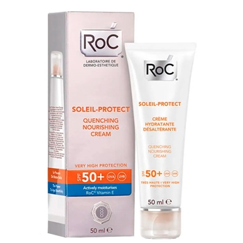Soleil-Protect Fluide Anti-Brillance Matifiant SPF30 de Roc