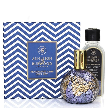 Ashleigh & Burwood Fragance Lamp Gift Set Masquerade & Enchanted Forest 1 Lámpara de Fragancia + 1 Fragancia Enchanted Forest 250 ml