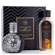 Fragance Lamp Gift Set Little Devil & Moroccan Spice de Ashleigh & Burwood
