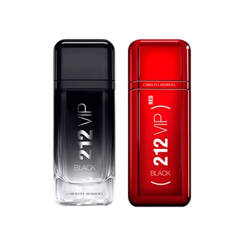 "212 VIP BLACK RED ""Edición Limitada"" de Carolina Herrera"