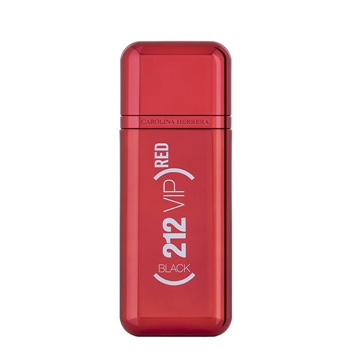 "Carolina Herrera 212 VIP BLACK RED ""Edición Limitada"" 100 ml Vaporizador"