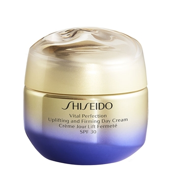 Vital Perfection Uplifting and Firming Day Cream SPF30 de Shiseido