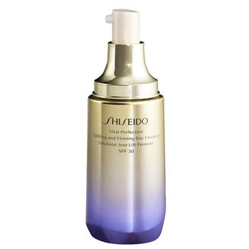 Vital Perfection Uplifting and Firming Day Emulsion de Shiseido
