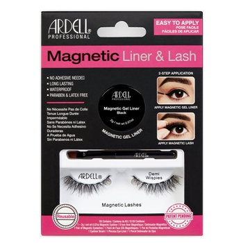 Magnetic Liner & Lash Demi Wispies de Ardell