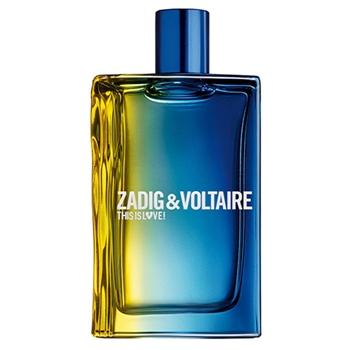 Zadig & Voltaire This is Love! For Him 100 ml Vaporizador