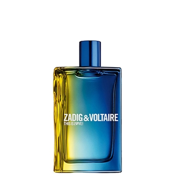 Zadig & Voltaire This is Love! For Him 50 ml Vaporizador
