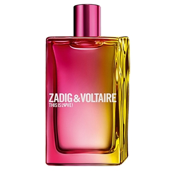 Zadig & Voltaire This is Love! For Her 100 ml Vaporizador