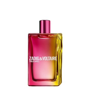 Zadig & Voltaire This is Love! For Her 50 ml Vaporizador