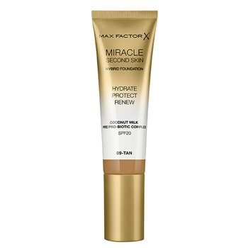 Max Factor Miracle Touch Second Skin Nº 09 Tan