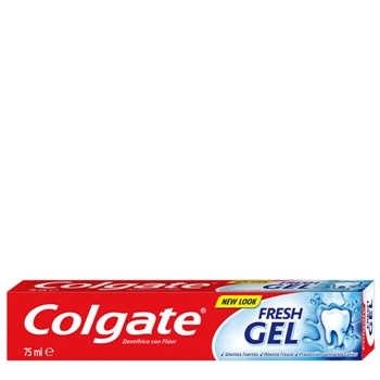 Fresh Gel de Colgate