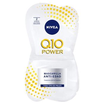 NIVEA Q10 Power Mascarilla Anti-Edad 15 ml