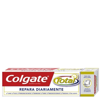 Total Repara Diariamente Dentífrico de Colgate