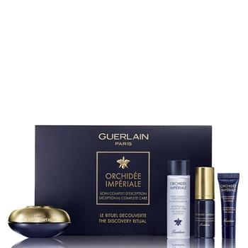 Guerlain Orchidée Impériale Crème Yeux et Lèvres Estuche 15 ml + 3 Productos