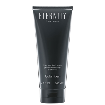 Calvin Klein ETERNITY For Men Hair & Body Wash 200 ml