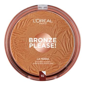 L'Oréal Glam Bronze La Terra Visage & Corps Nº 02 Capri Naturale
