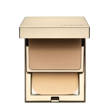 Clarins Everlasting Compact Foundation Nº 112 Amber