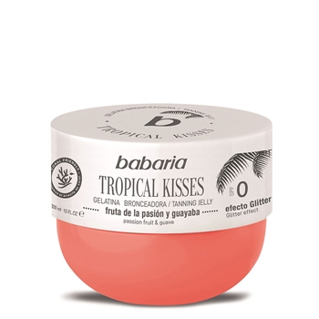 Babaria Gelatina Bronceadora Tropical Kisses 300 ml