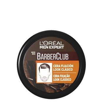 L'Oréal Men Expert BARBERCLUB Cera Fijación Look Clásico 75 ml