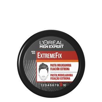 L'Oréal Men Expert ExtremeFix Pasta Moldeadora Fijación Extrema 75 ml