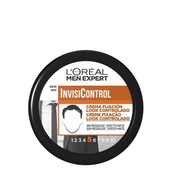 L'Oréal Men Expert InvisiControl Crema Fijación Look Controlado 150 ml