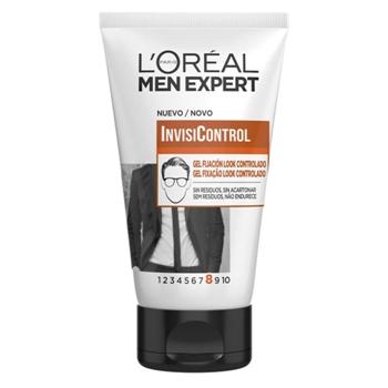 L'Oréal Men Expert InvisiControl Gel Fijación Look Controlado 150 ml