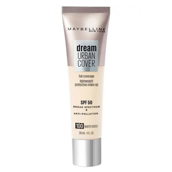 Maybelline Dream Urban Cover Nº 100 Warm Ivory