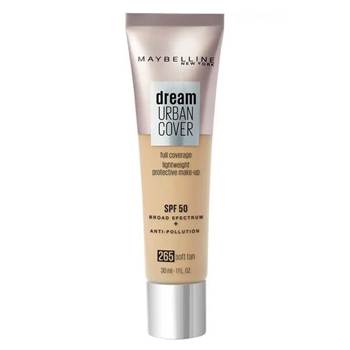 Maybelline Dream Urban Cover Nº 265 Soft Tan