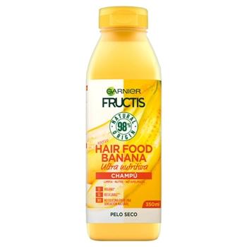 Fructis Hair Food Banana Champú 350 ml