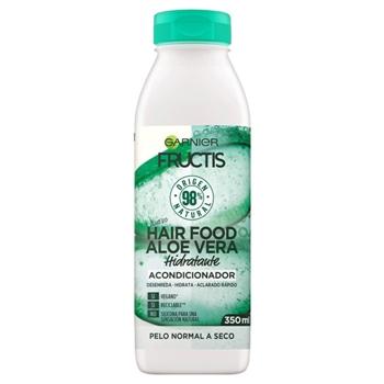 Fructis Hair Food Aloe Vera Acondicionador 350 ml