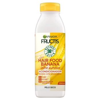 Fructis Hair Food Banana Acondicionador 350 ml
