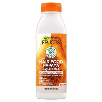Fructis Hair Food Papaya Acondicionador 350 ml