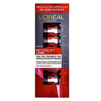 Revitalift Laser Ampollas Efecto Peeling de L'Oréal