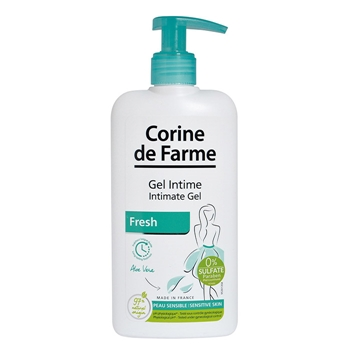 Corine de Farme Gel de Higiene Íntima Fresh 250 ml