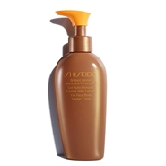 Brillant Bronze Quick Self-Tanning Gel de Shiseido