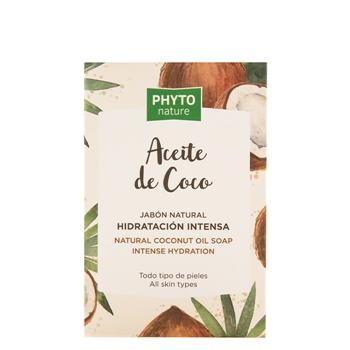 Phyto Nature Jabón Natural Aceite de Coco  120 gr